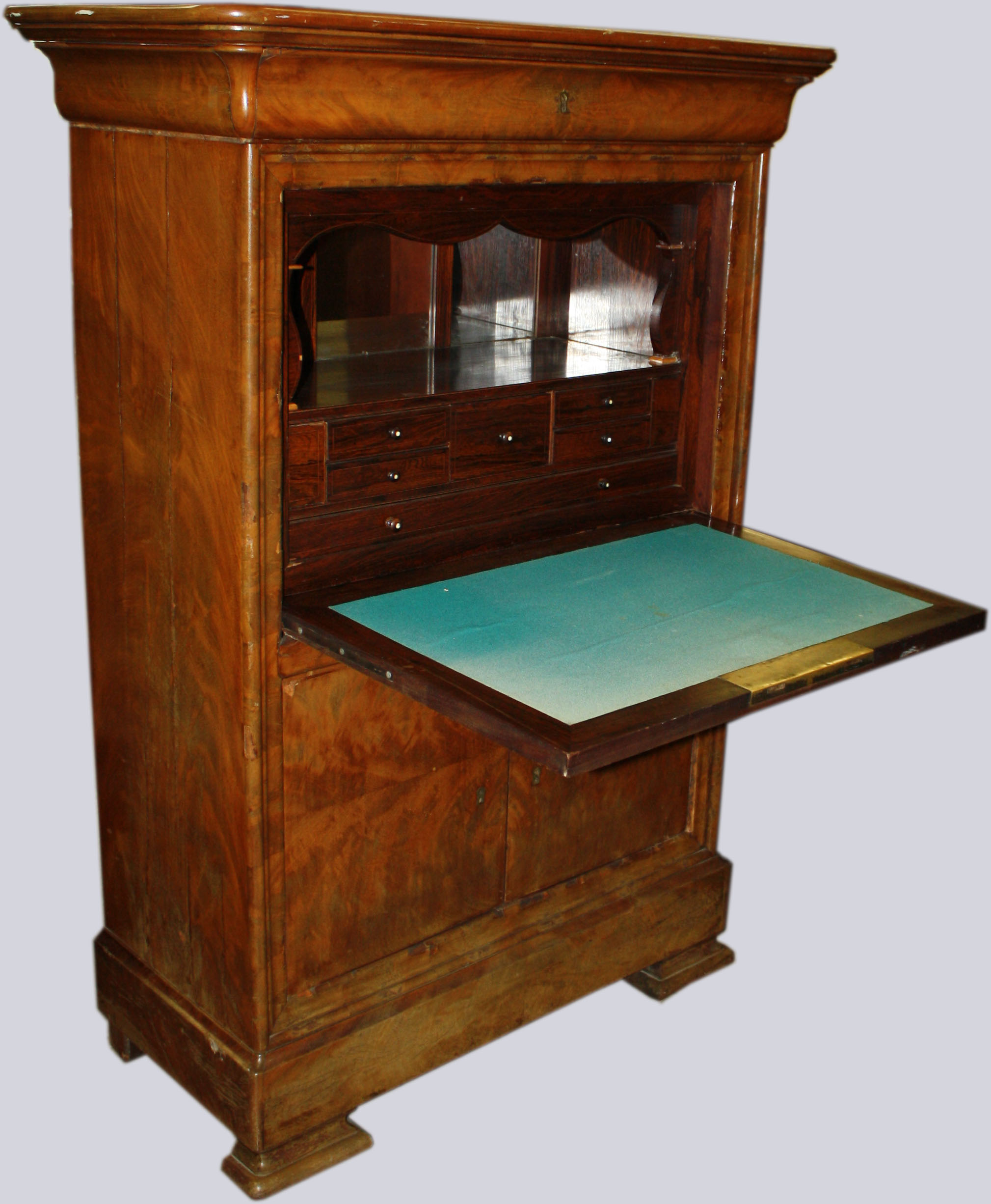 mahogany secretaire abattant jpg merrill 39 s auction. Black Bedroom Furniture Sets. Home Design Ideas